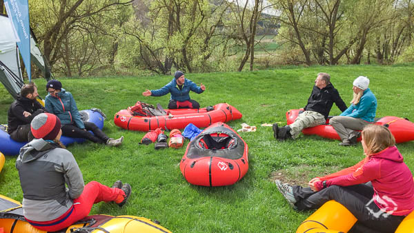 Kompaktkurs Multiday Packrafting